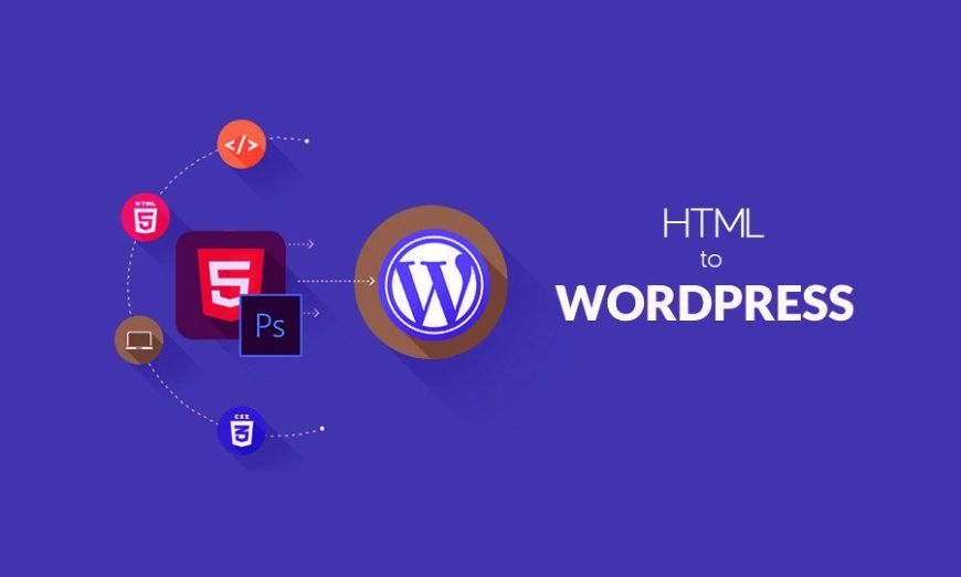 Converting Your Static HTML Site to WordPress Tutorial