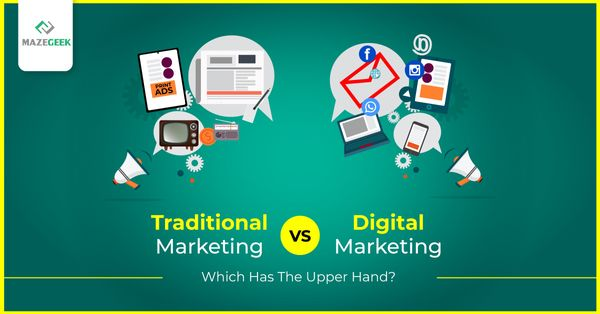 Marketing Method: Traditional Marketing vs Digital Marketing